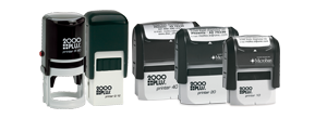 2000 Plus Self-Inking Stamps