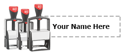 Name Heavy Duty Stamps